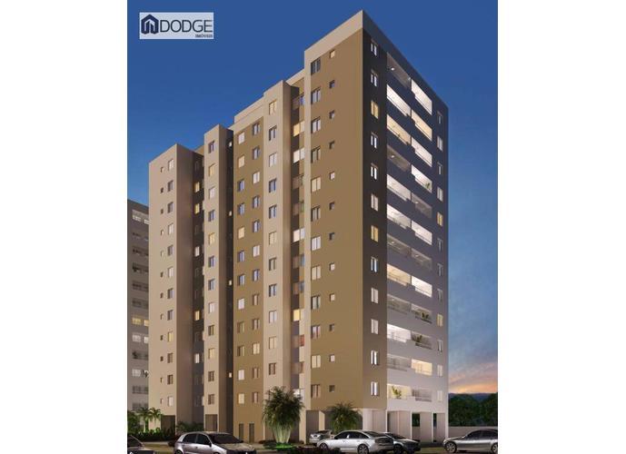 Apartamento a Venda no bairro Centro em São Bernardo do Campo - SP. 1 banheiro, 2 dormitórios, 1 vaga na garagem, 1 cozinha,  área de serviço,  sala de tv,  sala de jantar.