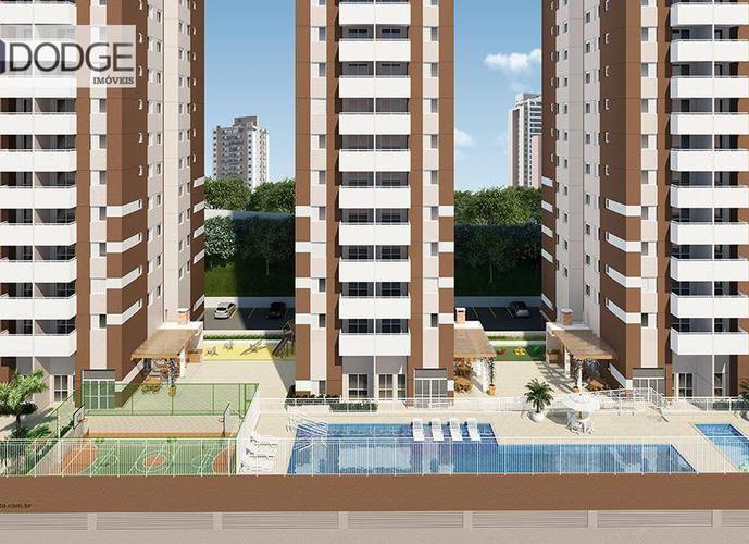 Apartamento a Venda no bairro Demarchi em São Bernardo do Campo - SP. 1 banheiro, 2 dormitórios, 1 vaga na garagem, 1 cozinha,  área de serviço,  sala de tv,  sala de jantar.