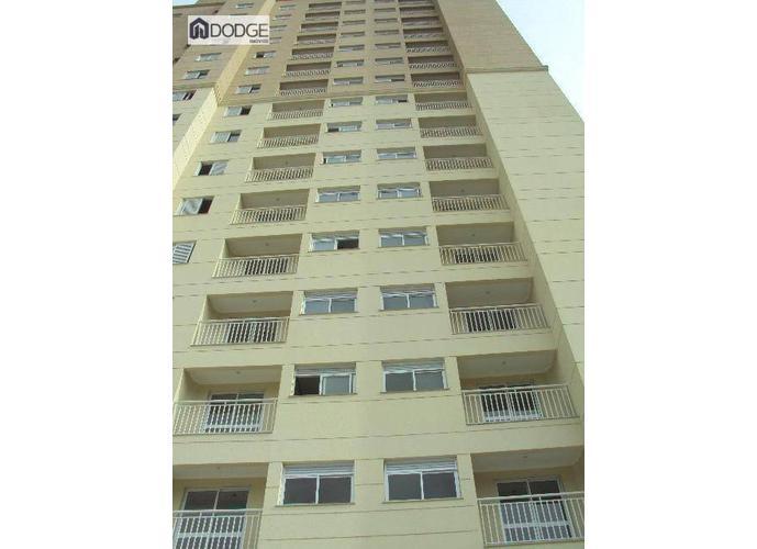 Apartamento a Venda no bairro Utinga em Santo André - SP. 1 banheiro, 2 dormitórios, 1 vaga na garagem, 1 cozinha,  área de serviço,  sala de tv,  sala de jantar.