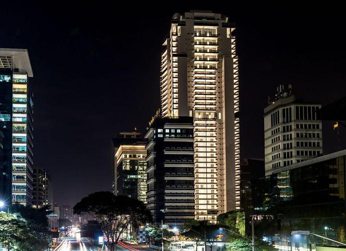 Flat residencial para locação, Novo Horizonte JK  -  Itaim Bibi - São Paulo.