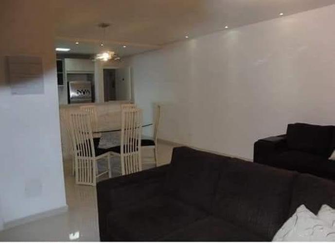 Apartamento residencial para locação, Ponta da Praia, Santos.