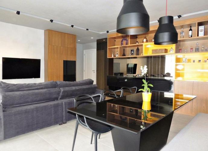 Selecione residencial à venda, Marapé, Santos.
