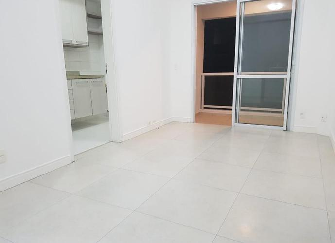 Apartamento residencial para locação, Boqueirão, Santos - AP0547.