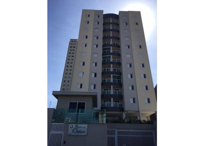 Apartamento 3 Dormitórios 90 m² no Bairro Campestre - Santo André.