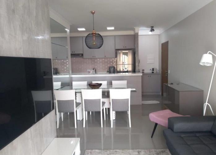 Apartamento Mobiliado 3 Dormitórios 80 m² no Bairro Cerâmica - São Caetano do Sul.