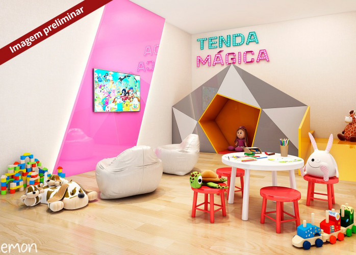 Lançamento Vip Lago dos Patos Guarulhos 47m² 2 dormitórios