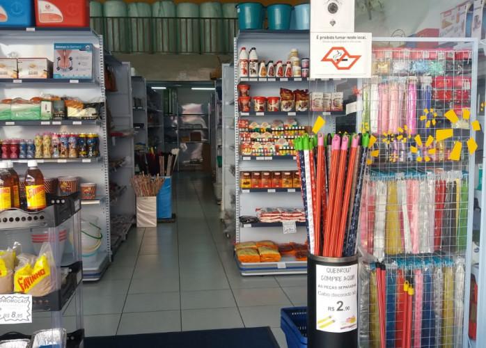 Loja de Descartáveis e Presentes em Santo André.