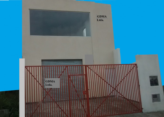 Salão Comercial Novo 250 mts Itaquaquecetuba