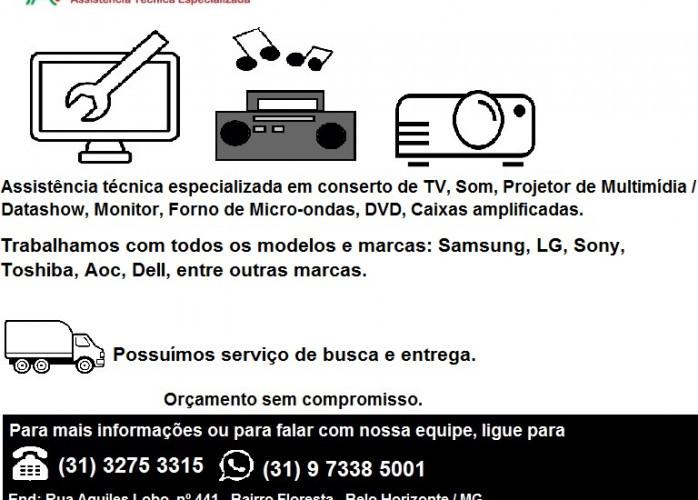 Assistência Especializada Samsung