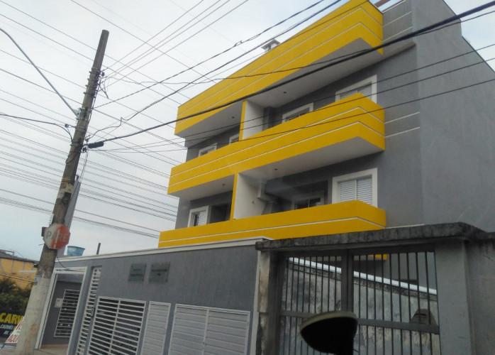 Cobertura Sem Condomínio 2 Dormitórios 2 Vagas 88 m² em Santo André - Vila Floresta.
