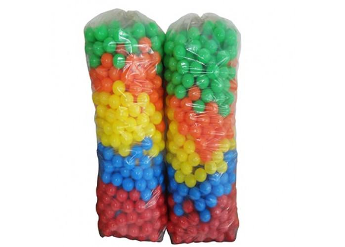 Piscina de bolinhas 2 x 2 com 2.000 bolinhas coloridas