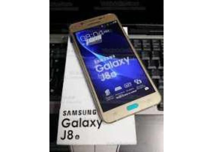 "Samsung Galaxy J8 preto ou prata octa core tela de 6""dual chip 64 gb"