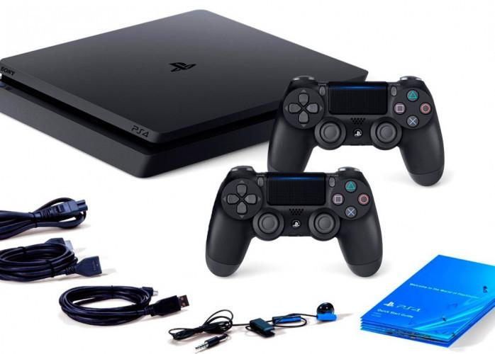 Playstation 4 slim 500 gb completo oferta válida para hoje novo lacrado