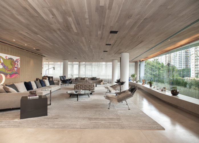 Luxuoso Apartamento no Itaim Bibi
