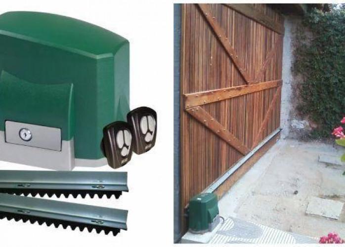 Kit motor para portão deslizante em Itaipú - Vendas e Serviços