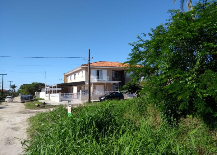 VENDO TERRENO NA BARRA  DO SAI  - ITAPOÁ SC