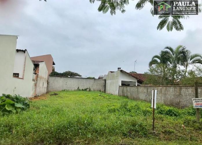 Terreno  - Nossa Senhora Aparecida – ITAPOÁ SC.