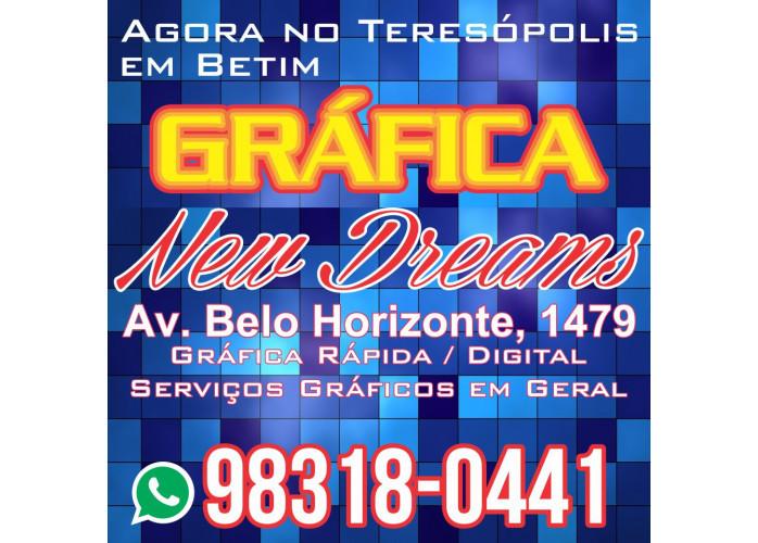 Gráfica New Dreams - Gráfica Rápida Digital