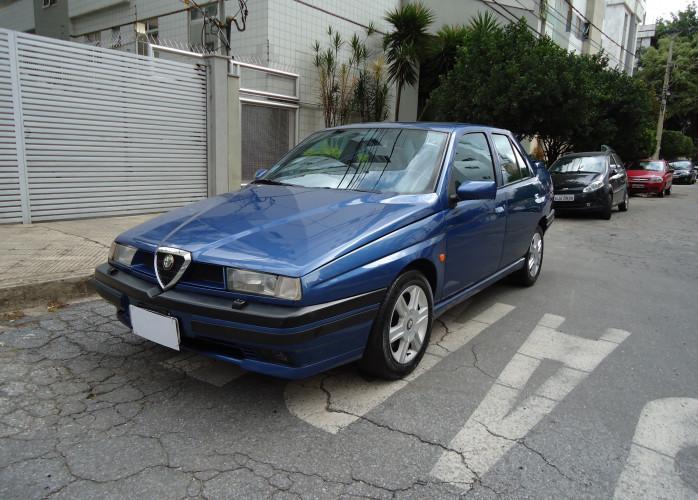 Alfa Romeo 155 Super T-Spark. Carro para colecionador