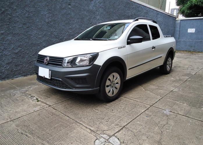 VW - VolksWagen Saveiro Robust CD 1.6 Impecavel de Nova