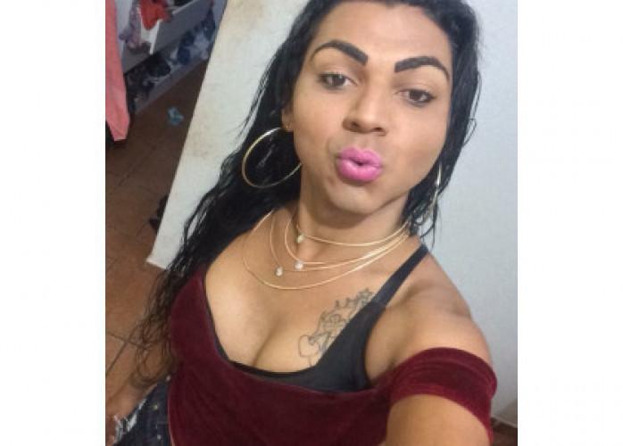 Trans sem frescura e dotada com local venham se deliciar $$ PROMOÇÃO $$