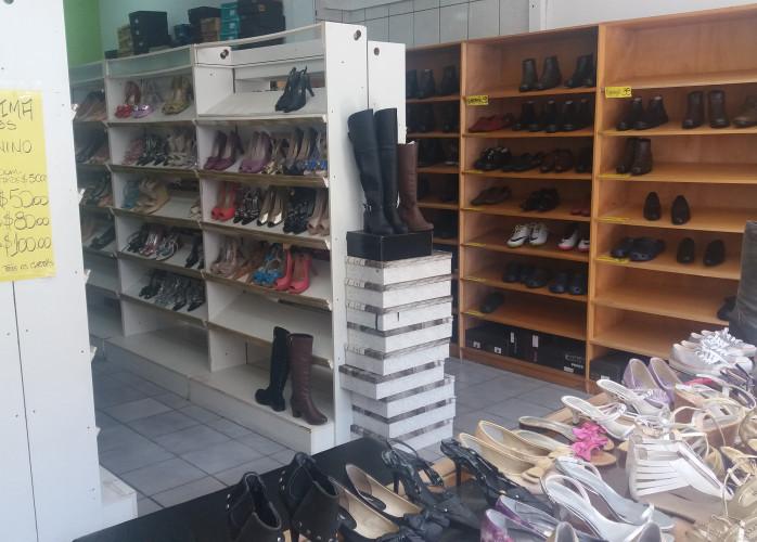loja calçados centro Sorocaba