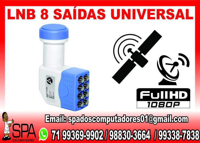 Lnb Universal 8 Saídas em Salvador Ba