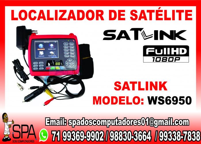 Localizador Satlink 6951 Hd em Salvador Ba
