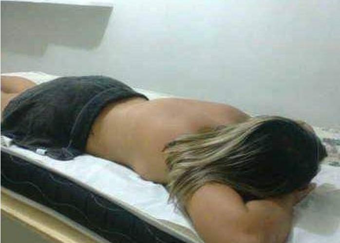 Massagem relaxante muscular somente para mulheres