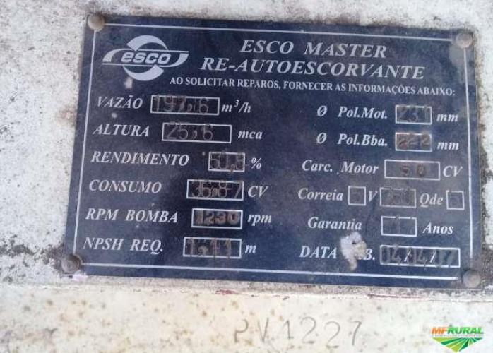 BOMBA RE AUTO ESCORVANTE SIGMA ESCO LP 8 - 50 HP (Cód. 313986)