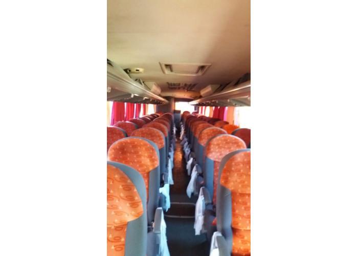Aluguel de ônibus executivo em Teresina
