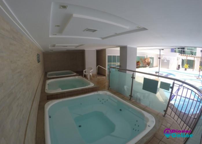 Apartamento para alugar em Caldas Novas.