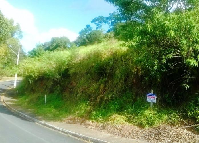 Vendo Terrena Bairro Estação da Cascata - Aceito carro como Parte de Pagamento