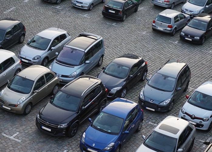 Estacionamento 350 m² no Centro de São Bernardo do Campo.