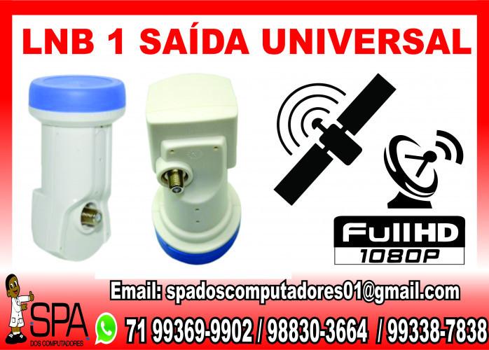 Lnb Universal 1 Saída Nova em Salvador Ba