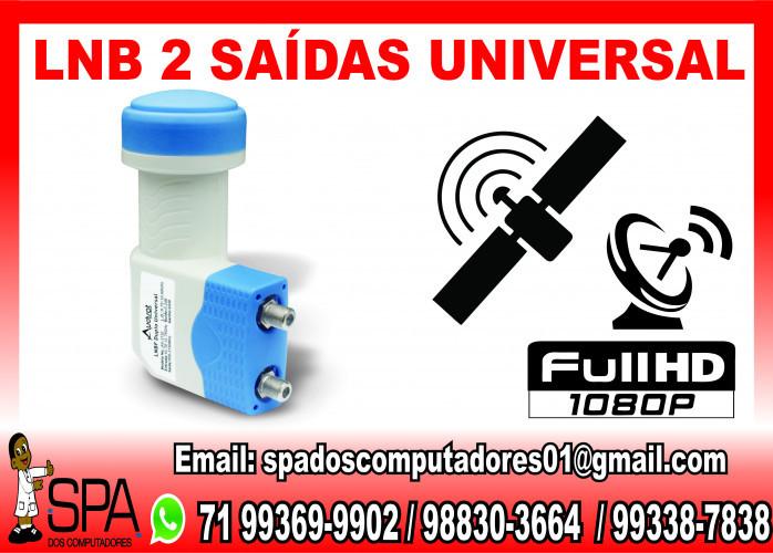 Lnb Universal 2 Saídas Nova em Salvador Ba