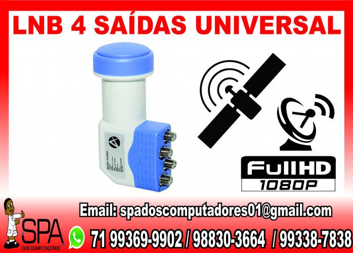 Lnb Universal 4 Saídas Nova em Salvador Ba