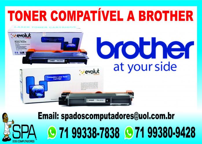 Toner Novo compatível com a Impressora Brother em Salvador Bahia