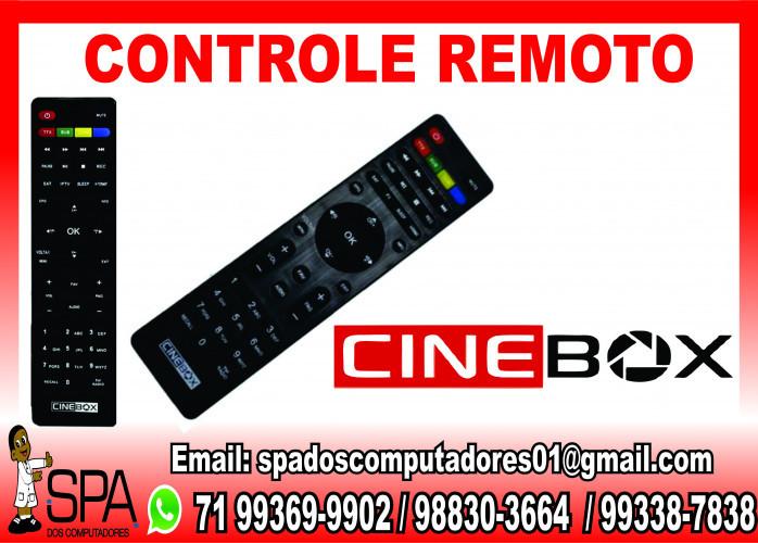 Controle Remoto Intelbras Cinebox em Salvador Ba