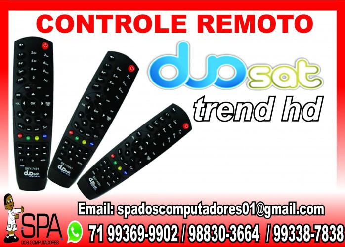 Controle Remoto Intelbras Duosat Trend Hd em Salvador Ba
