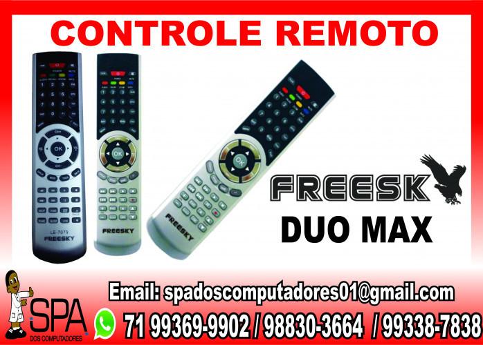Controle Remoto Intelbras FreeSky Duo Max em Salvador Ba
