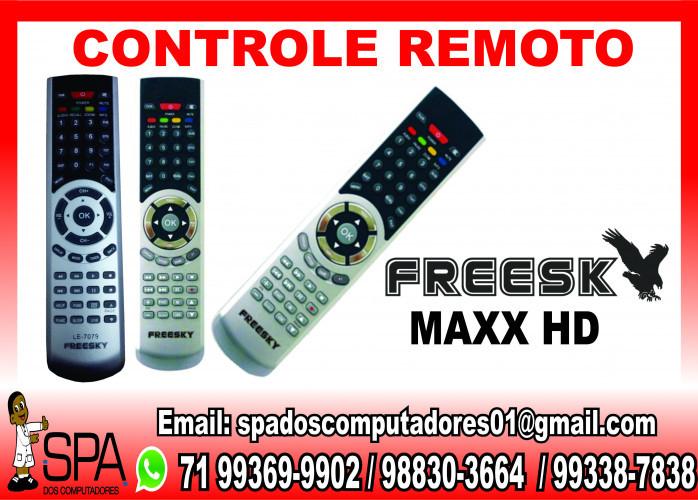 Controle Remoto Intelbras FreeSky Max Hd em Salvador Ba