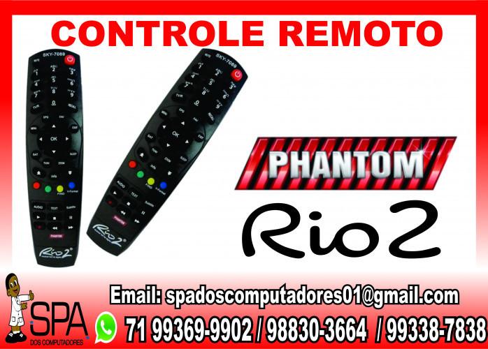 Controle Remoto Intelbras Phantom Rio 2 em Salvador Ba