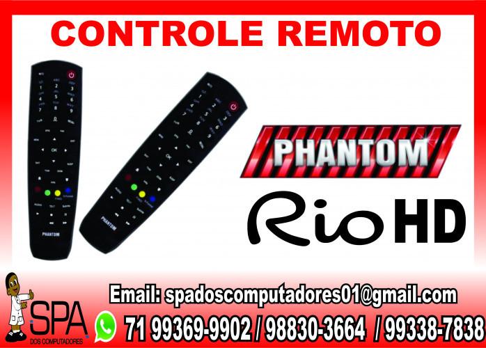 Controle Remoto Intelbras Phantom Rio Hd em Salvador Ba