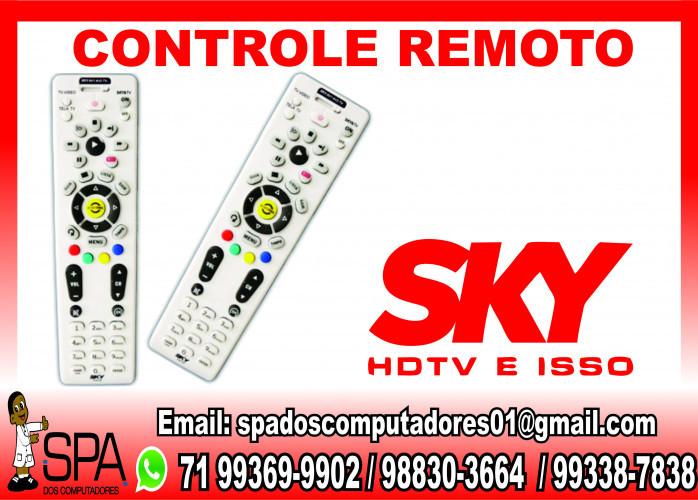 Controle Remoto Intelbras Sky HD em Salvador Ba