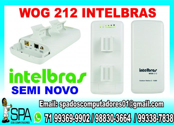 Wog Intelbras 212 Seminovo em Salvador Ba