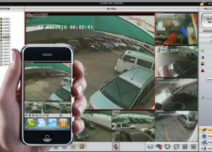 Instalador de câmeras de segurança Itirapina