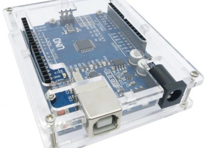 Case acrílica para Arduino Uno R3