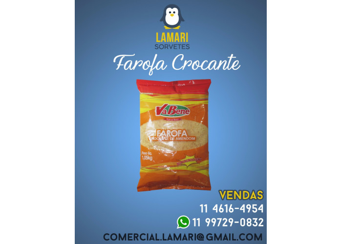 Produto Pronto Brigatta