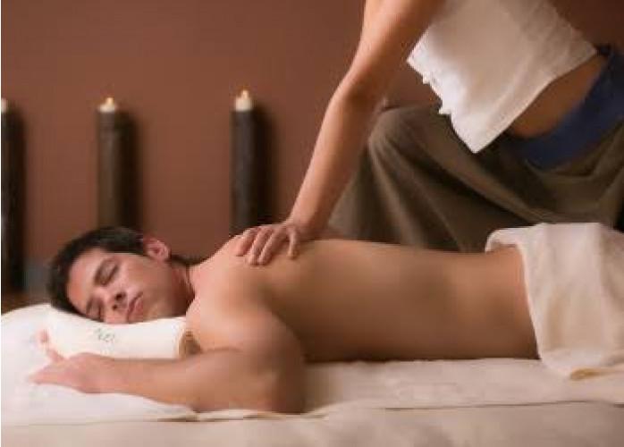 Massagem relaxante e anti- stress